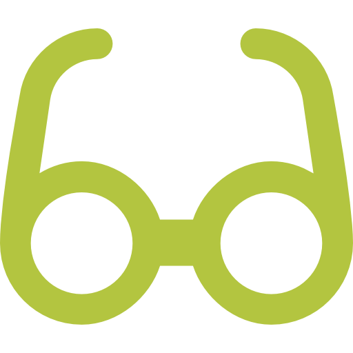 glasses-with-circular-lenses