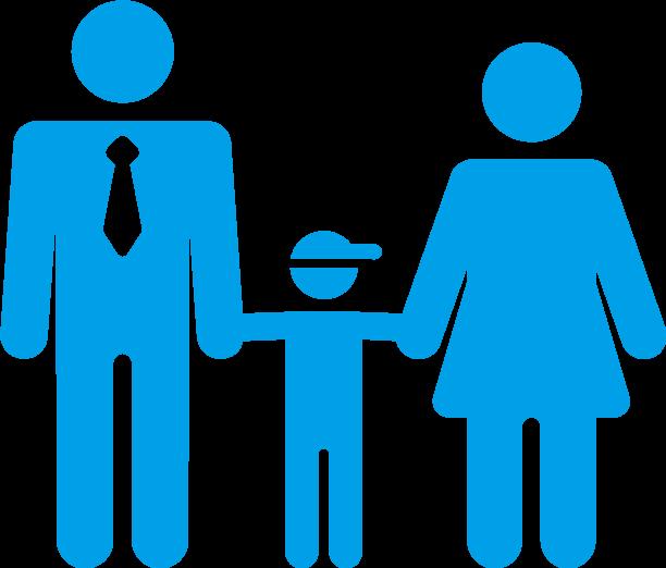 blue-family