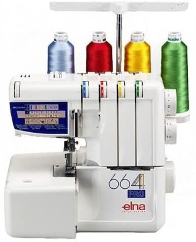 Elna 644 Pro Sewing Machine