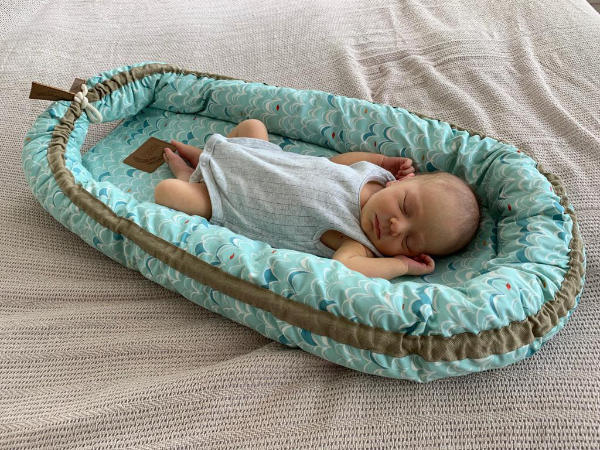 Bubnest Organic Baby Nest—Most convenient