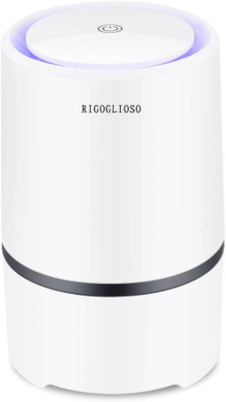 Rigoglioso Air Purifier — Best for dust removal