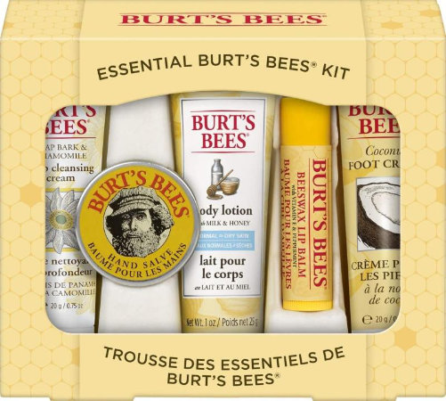 Essential Burt's Bees Kit—Best for natural skin care