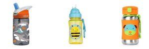 Top 6 Kids' Water Bottles to Send to School