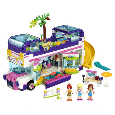 Lego Friends Friendship Bus — Perfect for girls