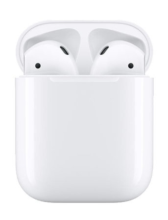 Apple AirPods 2 with Charging Case — Best for Ease of Use