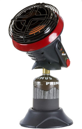 Mr. Heater Little Buddy with Adaptor for Gas Heating Cartridge System