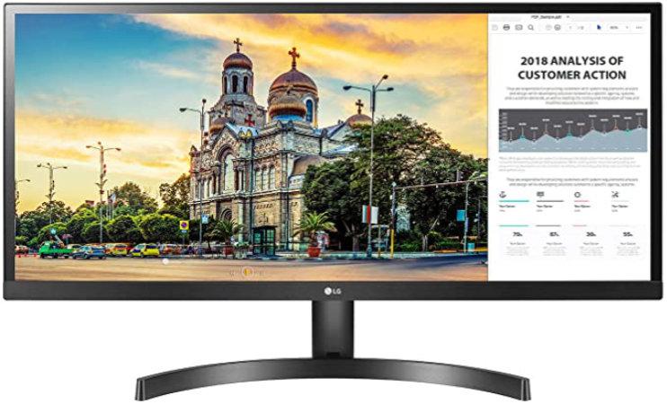 LG 29WL50S Monitor